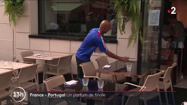 France-Portugal : les bars se préparent avant le choc de l'Euro 2021