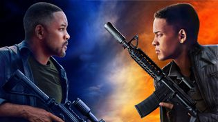"Will Smith... et Will Smith dans ""Gemini Man"" de Ang Lee (Paramount Pictures France)"