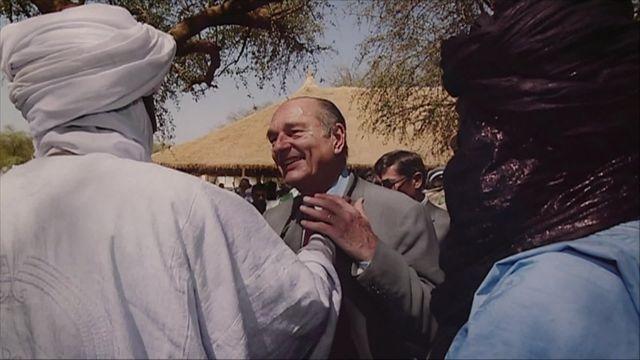 Exposition Jacques Chirac à Perpignan