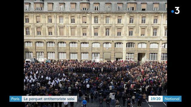 Attaque à la préfecture de police de Paris : le parquet antiterroriste se saisit de l'enquête