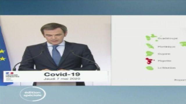 Olivier Veran annonce une prime pour les personnels d'EHPAD