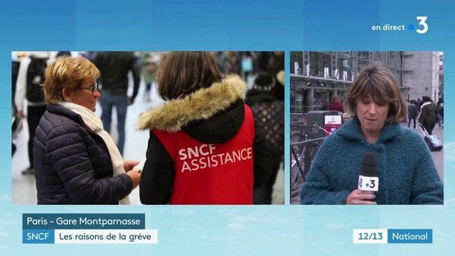 SNCF : la grève va-t-elle toucher toute la France ?