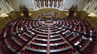 Le Sénat, en octobre 2012 à Paris. (ERIC FEFERBERG / AFP)