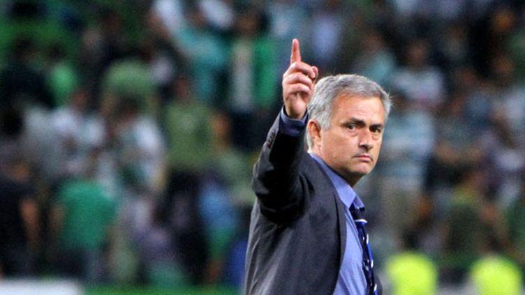 L'entraîneur portugais José Mourinho
