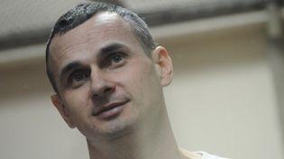 Oleg Sentsov, réalisateur ukrainien emprisonné en Russie, en grève de la faim (2015)  (Sergey Pivovarov / Sputnik)