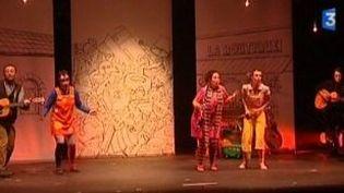 """Avec """"Mute, L'Enfant Porte"""", Francis Cabrel se tourne vers les enfants au Festival Mino  (Culturebox)"""