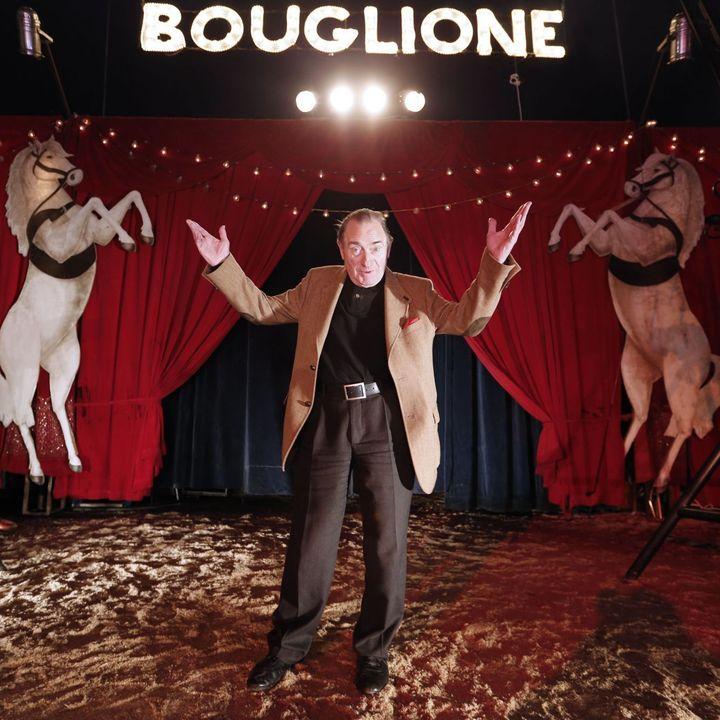 Pierre Etaix chez Bouglione  (FRANCOIS GUILLOT / AFP)