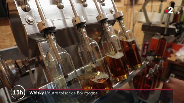 Gastronomie : un whisky qui s'épanouit en Bourgogne