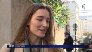 Alors que la Fashion Week de Paris vient de s'achever, France 3 met un coup de projecteur sur l'un des mannequins stars du moment : Joséphine Le Tutour, une Française de 22 ans. (France 3)