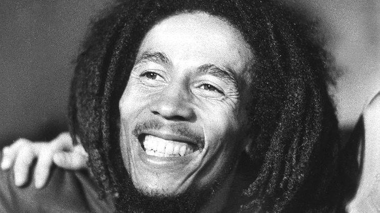 Le chanteur reggae Bob Marley, le 1er janvier 1976. ( AFP )