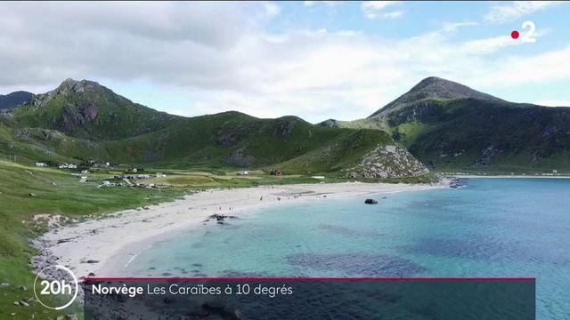 Norvège : Haukland Beach, les Caraïbes du nord