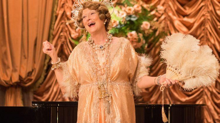 "Mery Streep dans ""Florence Foster Jenkins"" de Stephen frears  (Constantin Film Verleih)"