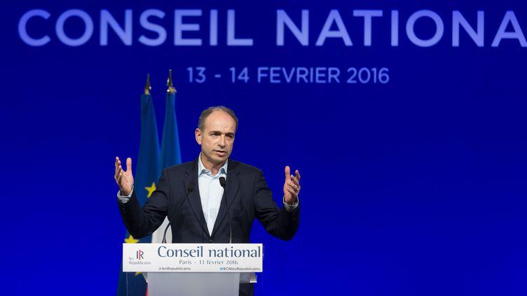 Jean-François Copé, le député-maire Les Républicains de Meaux (Seine-et-Marne), le 13 février 2016 à Paris. (WITT / SIPA)