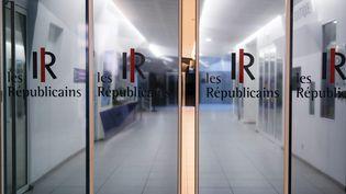 Le siège du parti Les Républicains à Paris. (VINCENT ISORE / MAXPPP)