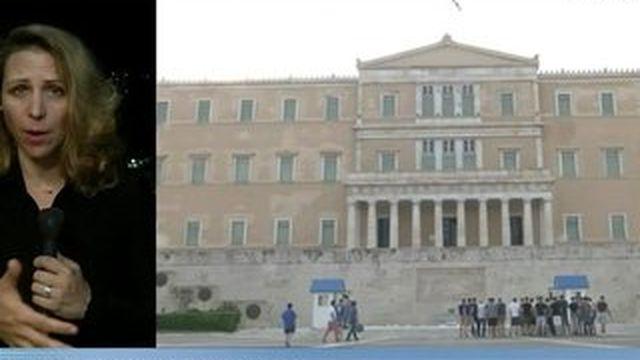Crise grecque : une population à bout