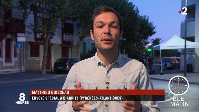 G7 à Biarritz  : un sommet sous haute sécurité