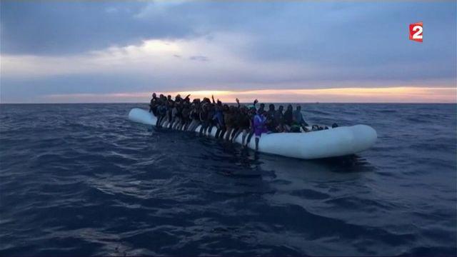 Migrants : bientôt des centres en Libye?