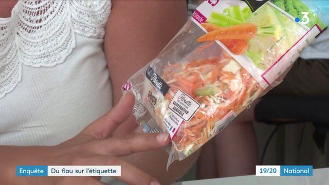Alimentation : méfiez vous des étiquettes !