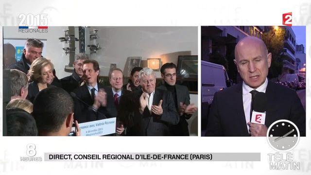 Ile de France: duel serré