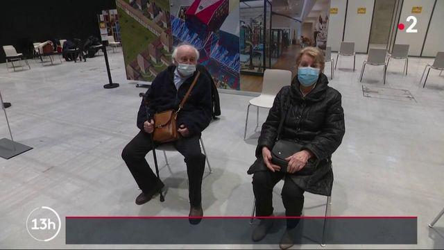 Vaccin contre le Covid-19 : à Nancy, le coup d'envoi a été donné pour les plus de 75 ans