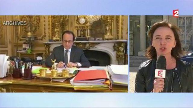 Élection présidentielle : François Hollande met en garde contre Jean-Luc Mélenchon