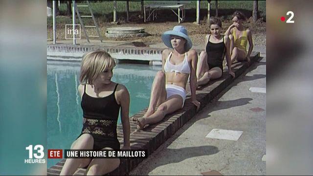 Série de l'été : le maillot de bain