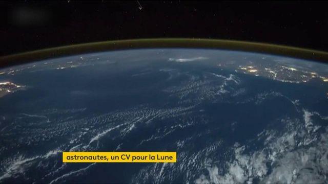 Astronautes : l'Agence spatiale européenne recrute