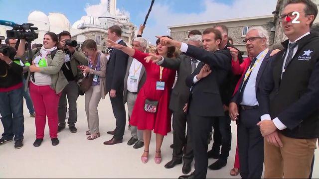 Affaire Benalla : la contre-attaque d'Emmanuel Macron