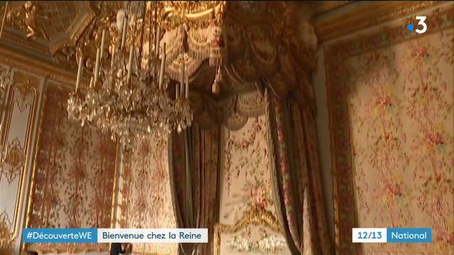Versailles : les appartements de la Reine font peau neuve