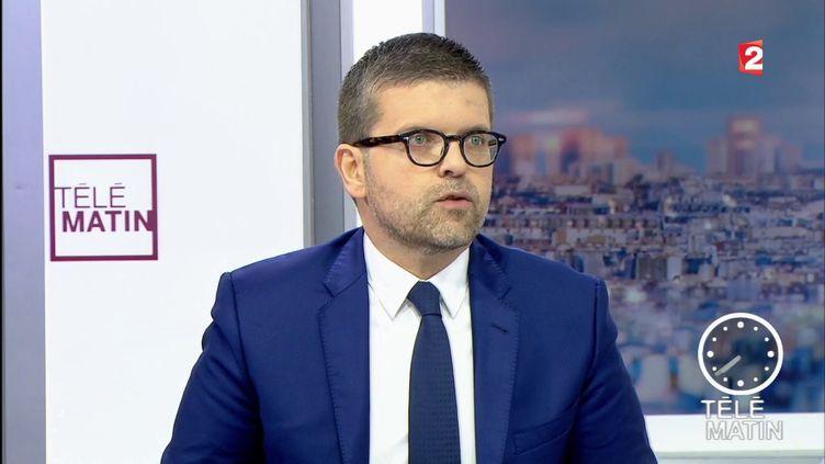 Luc Carvounas (France 2)