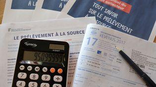 La réforme va concerner près de 38 millions de foyers fiscaux. (photo d'illustration) (ALLILI MOURAD / SIPA)