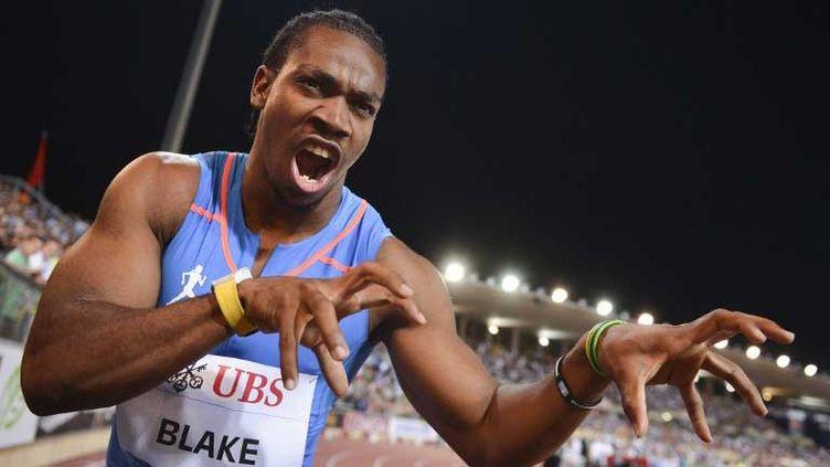 Yohan Blake a sorti les griffes sur 100m
