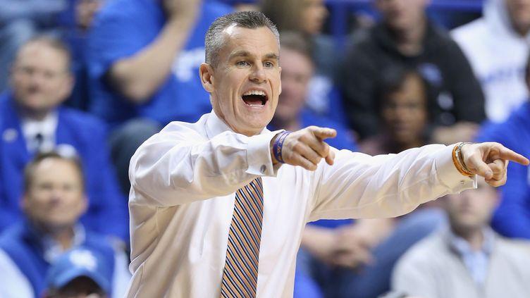 Billy Donovan a coaché l'université de Florida pendant près de 20 ans  (ANDY LYONS / GETTY IMAGES NORTH AMERICA)