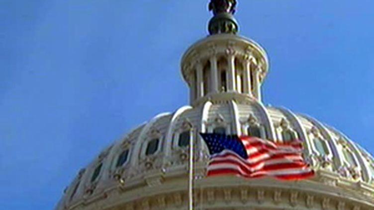 Le Capitole à Washington (France 2)