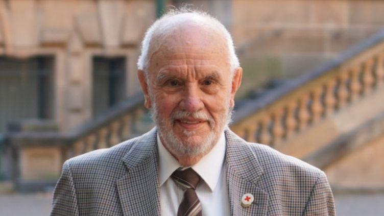 James Harrison (crédits : Croix Rouge australienne)