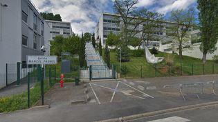 Le lycée Marcel-Pagnol à Athis-Mons (Essonne). (GOOGLE STREET VIEW)