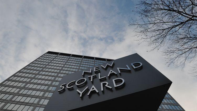 La police britannique a été alertée en octobre 2013 par l'association Freedom Charity, qui lutte contre l'esclavage et les mariages forcés. (CARL COURT / AFP)