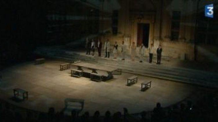 Tartuffe s'invite au Château de Grignan  (Culturebox)