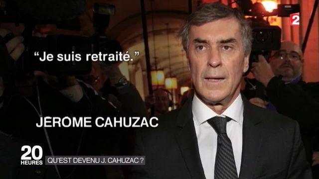 Jérôme Cahuzac, une descente aux enfers de trois ans
