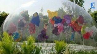 Les jardins de Chaumont se bio-diversifient  (Culturebox)