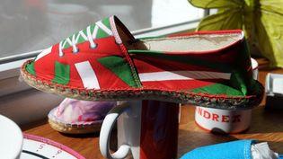 On les croyait disparues, les espadrilles du Pays Basque sont redevenues à la mode. (GAIZKA IROZ / AFP)