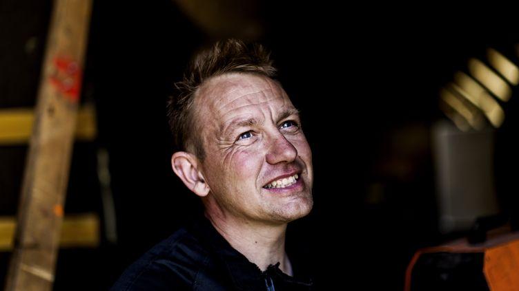 Peter Madsen est soupçonné dans l'affaire de l'assassinat et du démembrement d'une journaliste dont le buste a été retrouvé près de Copenhague (Danemark). (UFFE WENG / SCANPIX DENMARK)
