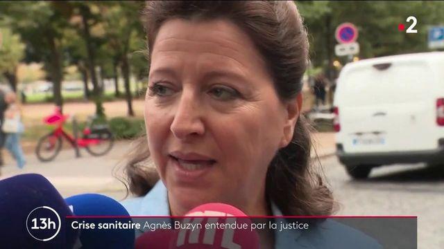 Covid-19 : Agnès Buzyn entendue devant la justice pour sa gestion de la crise