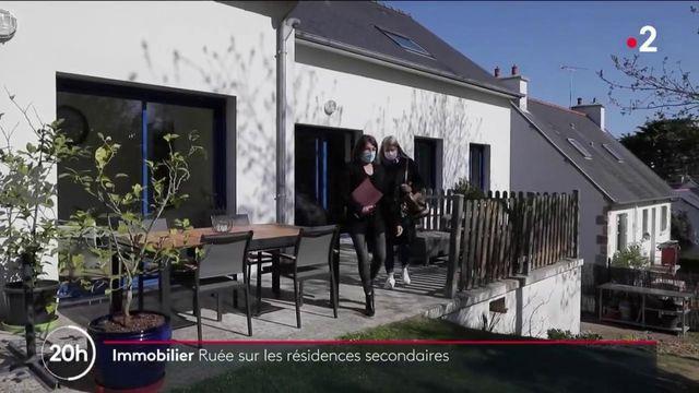 Confinement : les achats de résidences secondaires augmentent