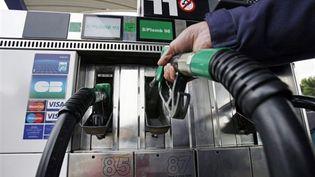 Pompe à essence à Toulouse (AFP/Eric Cabanis)