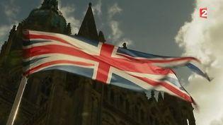 6 juin : des vétérans britanniques célèbrent le 73e anniversaire du D-day (FRANCE 2)