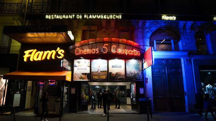 Salles de cinéma à Paris (EDWARD BERTHELOT / GETTY IMAGES EUROPE)