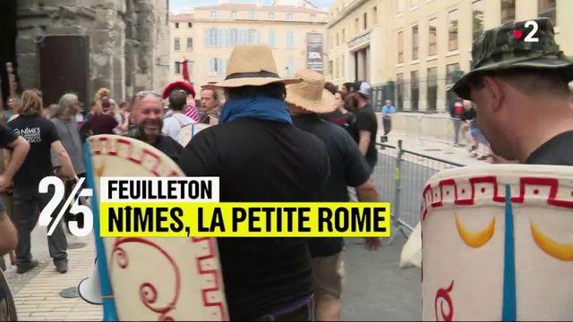 Feuilleton : Nîmes, la petite Rome (2/5)