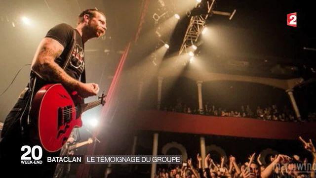 Attentats de Paris : Eagles of Death Metal sort du silence