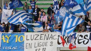 (Le club de Luzenac n'a jamais été aussi près de jouer en Ligue 2. © Maxppp)